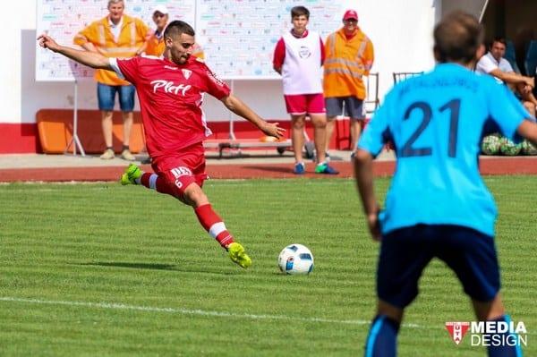"""Adili dedică fanilor primul său gol la UTA: """"Deși nu e neapărat treaba mea, mă bucur că am înscris, dar și mai mult că am câștigat trei puncte"""""""