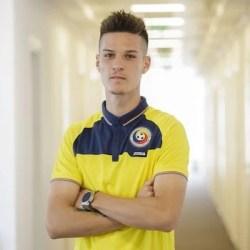 """Man, la prima convocare la echipa de tineret a României: """"Peste cinci ani sper să joc într-un campionat puternic al Europei"""""""