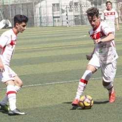 Stahl și Jorza, utilizați câte o repriză în remiza albă a  României Under 19 cu Cipru