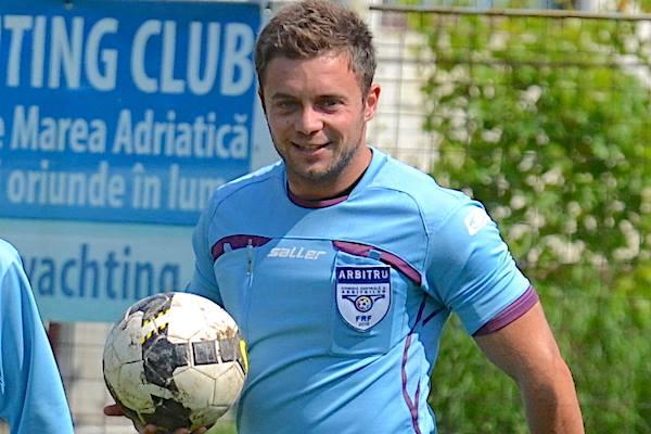 Meciurile și arbitrii etapei a doua a Ligii a IV-a Arad: Jurcă și Nicoraș fluieră capetele de afiș de la Curtici și Zăbrani