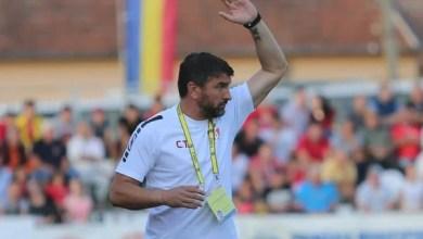 """Photo of Mihalcea: """"Dacă nu putem juca cu presiune, ridicăm mâna sus și ne retragem. Suntem datori față de acest club"""""""