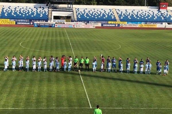 Liga a II-a: Spectacol total între Miroslava și Brăila, trei meciuri din runda secundă se văd pe micile ecrane