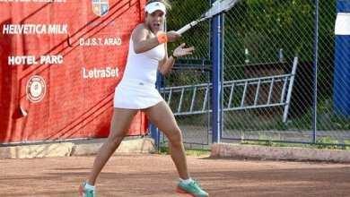 Photo of Favorita Ruse și alte patru românce s-au calificat în turul secund al ITF Arad