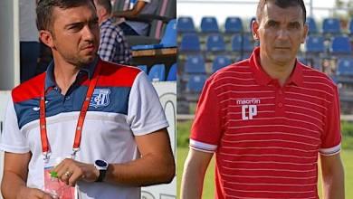 """Photo of Sabău: """"Efort extraordinar contra unei echipe bune, dar încă nu avem experiență la acest nivel"""" v.s. Petruescu: """"Atitudinea băieților ne dă speranțe"""""""