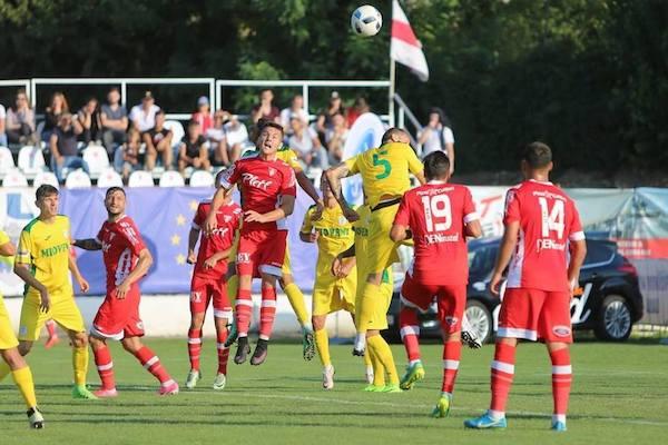 Tot fără victorie acasă: UTA – CS Mioveni 1-1