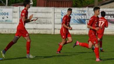Photo of Antrenament cu public: UTA Under 17 – LPS Bihorul Oradea  10-0