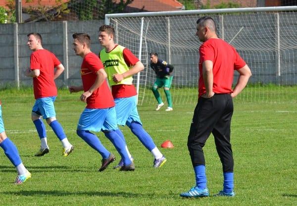 """Giovanni"", italianul: CS Glogovăț – Victoria Felnac  1-0"