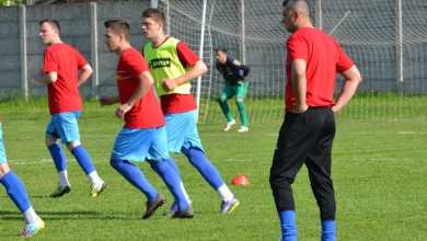 "Photo of ""Giovanni"", italianul: CS Glogovăț – Victoria Felnac  1-0"