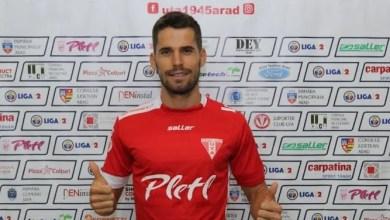 Photo of UTA este pe cale de a-și completa atacul cu Daniel Florea. UPDATE: Clubul arădean a oficializat achiziția