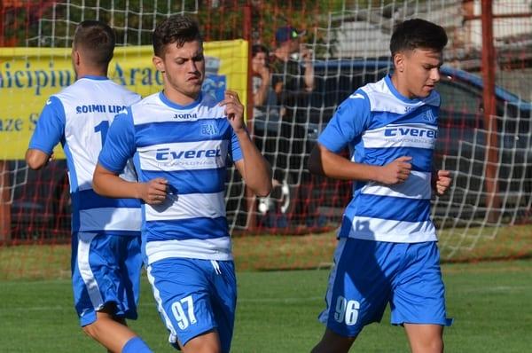 Liga a VI-a: Bujac și Lipova II - braț la braț în Seria A, un nou scor de maidan pentru FC Sântana