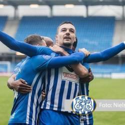 """Adi Petre, la prima """"dublă"""" în fotbalul danez,+ VIDEO.Esbjerg e aproape de zona promovabilă"""
