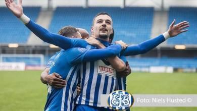 """Photo of Adi Petre, la prima """"dublă"""" în fotbalul danez,+ VIDEO.Esbjerg e aproape de zona promovabilă"""