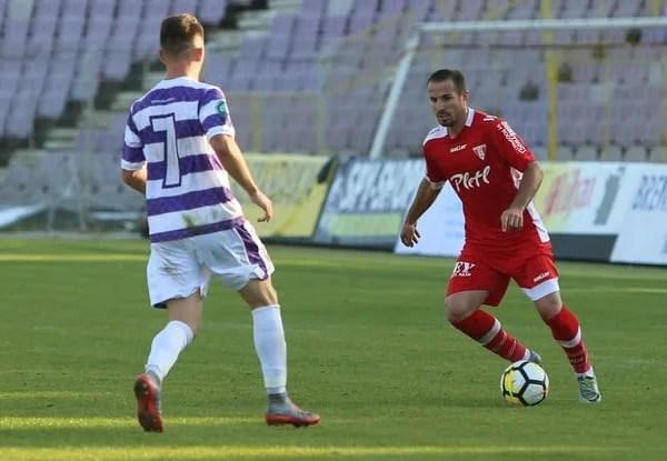 """Asani, încă un străin marcator pentru UTA în derby-ul de pe Bega: """"Suporterii noștri meritau o victorie, e nevoie de mai multă concentrare, muncă și noroc"""""""