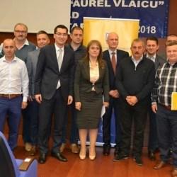 """Parteneriat UAV - FRF pentru cursuri de management în fotbal! Burleanu: """"Pregătim echipa din spatele echipei, iar Aradul e punct de referință în România"""""""