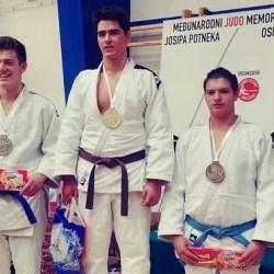 """David Turc - """"bronz"""" la EuroLiga de la Osijek! Și alți judoka ai CSM-ului au strălucit la puternica întrecere din Croația"""