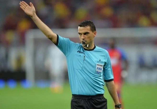 Hațegan fluieră returul celui mai palpitant sfert de finală în Europa League