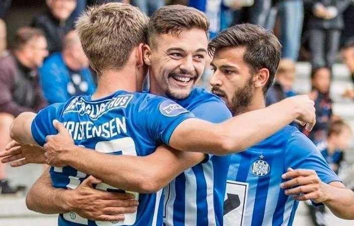 Petre va juca cu Esbjerg în Europa League!