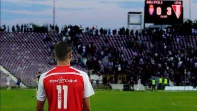 """Photo of Încurajări de la Adi Petre înainte de derby: """"Cu inima alături de culorile alb-roșii"""""""
