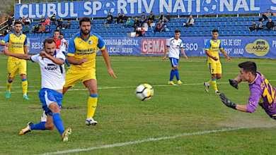 """Photo of Marcator în ultimele două etape, Săulescu încearcă să-i dea gol și UTA-ei: """"Jocul Sebișului este din ce în ce mai consistent, sperăm să câștigăm următoarele meciuri"""""""