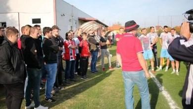 """Photo of Suporterii și-au spus ultimul cuvânt înainte de derby-ul de pe Bega: """"Câștigați și va fi un nou început!"""""""