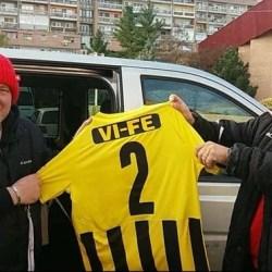 """VI-FE se îmbracă în """"galben-negru"""" în deplasare"""