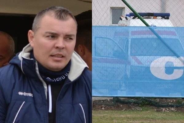 """Cojocaru e convins că derby-ul Sebiș – Cermei va fi reprogramat: """"Nu avem nicio vină și o să demonstrăm asta la Comisie. Câteodată suntem mai catolici decât Papa!"""""""