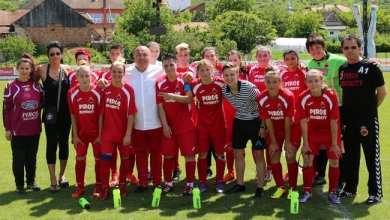 """Photo of Derby de promovare pentru echipa Aradului la fotbal feminin: """"Leoaicele"""" – la vânătoare de moroșence duminică, pe """"Șega"""""""
