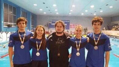Photo of Premieră în natația arădeană: Ștafeta mixtă a CSȘ Gloria – vicecampioană națională la Hunedoara