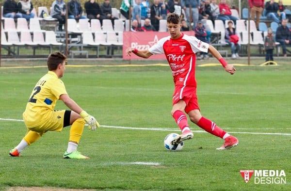 Prima înfrângere a venit împotriva cursului jocului: Ardealul Cluj – UTA Under 17   1-0