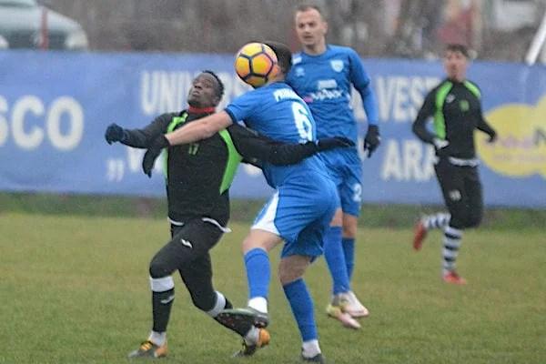 Diferență clară de pregătire și eșalon: Național Sebiș – ACS Poli Timișoara 0-4