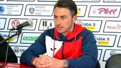 """Photo of Poenaru: """"Am controlat meciul cap-coadă, golurile au venit pe un fond de joc bun"""""""