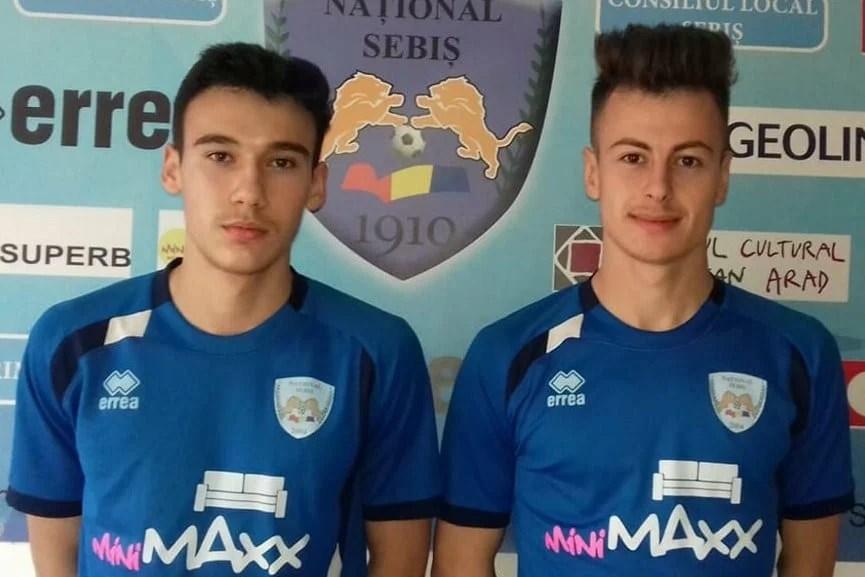 Dinamovistul Giuga și bistrițeanul Pop cresc concurența în rândul juniorilor sebișeni