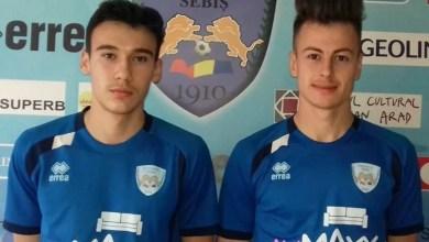 Photo of Dinamovistul Giuga și bistrițeanul Pop cresc concurența în rândul juniorilor sebișeni