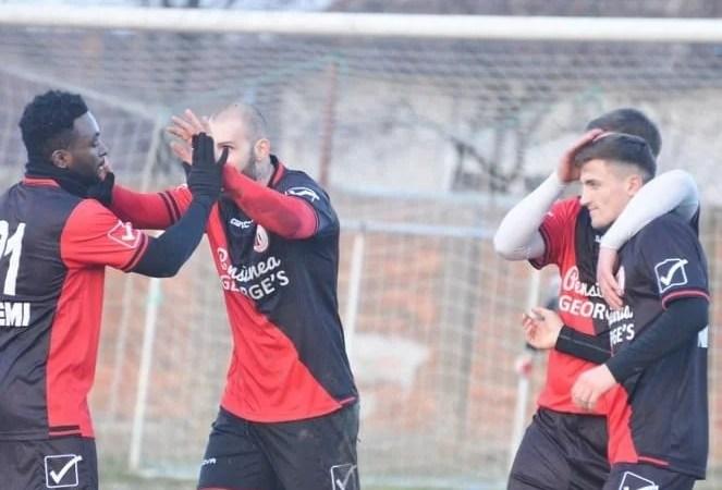 Liga IV-a, etapa a 20-a: Sântana le-a răspuns formațiilor de pe podium cu un set la zero, 45 de goluri înainte de Paști