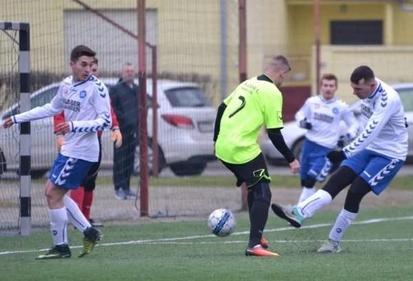 Echitabil, însă doar oaspeții se pot bucura de un start pozitiv de retur: Victoria Zăbrani - Voința Mailat   1-1