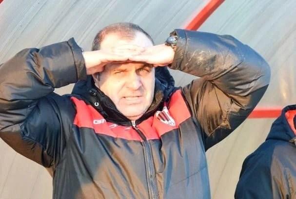 """Primul """"duș rece"""" a venit în fața fostului antrenor: Unirea Sântana – Victoria Felnac  6-0"""