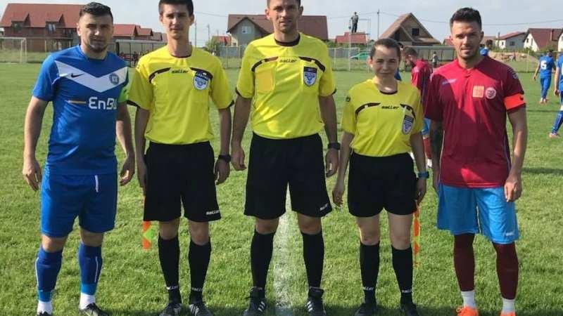 Podium cucerit după o jumătate de meci și de…retur: CS Glogovăț – Victoria Zăbrani 2-5