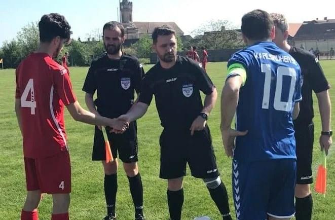 """Liga IV-a Arad, etapa a 24-a: Derby-ul orgoliilor, Criș – Socodor, pe mâna lui Herțeg! Bolcaș fluieră """"descinderea"""" Sântanei la Ineu"""