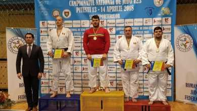 Photo of Judoka Emeric Bogoș e vicecampion național de tineret, Robert Nagy s-a mulțumit cu bronzul