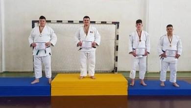 """Photo of David Nagy, la al patrulea titlu național al anului! A venit rândul """"aurului"""" la """"școlarele"""" de judo"""