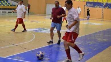 "Photo of Campionat județean de Old Boys la ""Arena Ionuț Popa"""