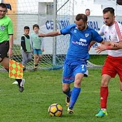 """După cel mai bun sezon din carieră, Săulescu e curtat intens de grupări de Liga 2-a: """"M-am simțit bine la Sebiș, dar mă tentează să joc din nou mai sus"""""""
