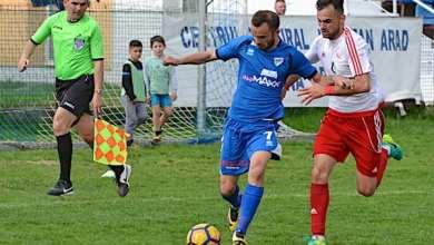 """Photo of După cel mai bun sezon din carieră, Săulescu e curtat intens de grupări de Liga 2-a: """"M-am simțit bine la Sebiș, dar mă tentează să joc din nou mai sus"""""""