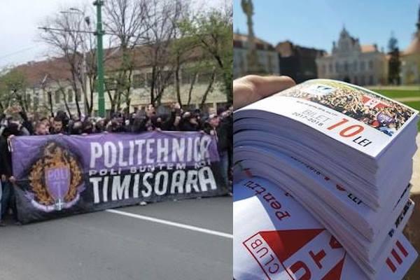 """Fanii lui Poli susțin că au 300 de tichete la derby-ul Vestului, conducerea clubului UTA spune că situația e sub control: """"Biletele arădenilor nu au ajuns la timișoreni!"""""""