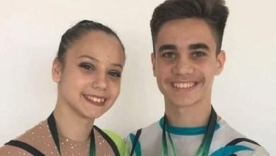 Photo of Rugină și Țavoc – medalii mondiale pentru gimnastica aerobică arădeană