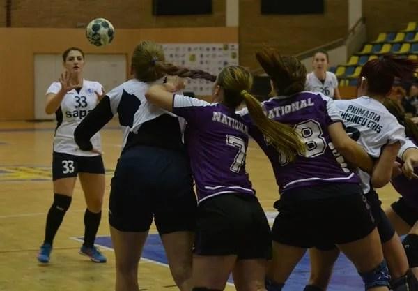 Trădate de apărare în ultimul meci stagional: Național Râmnicu Vâlcea - Crișul Chișineu Criș 35-28