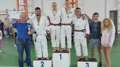 """Photo of Medalie de bronz la """"Universitarele"""" de judo pentru studenții UAV"""