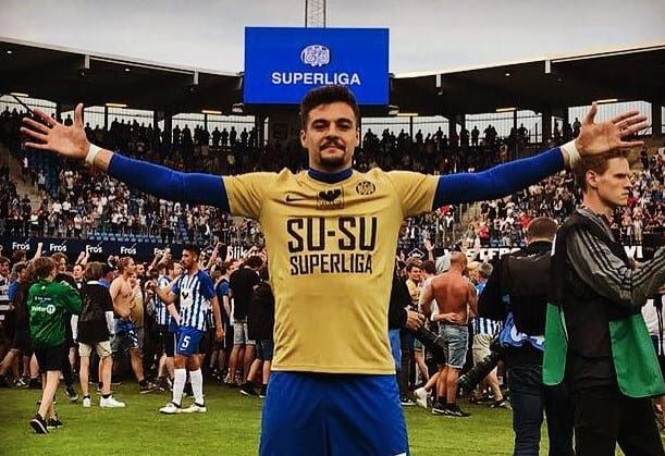Adi Petre a promovat în prima ligă daneză cu Esbjerg! Arădeanul termină sezonul cu 13 goluri