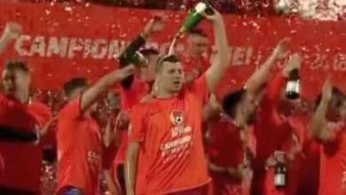 Photo of Arădeanul Țucudean face istorie în tricoul lui CFR Cluj: A câștigat al treilea titlu de campion cu a treia echipă diferită!