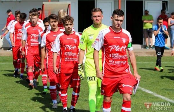 UTA Under 17 și-a desăvârșit calificarea în finala Cupei României cu un nou succes clar contra celor de la Ardealul Cluj!